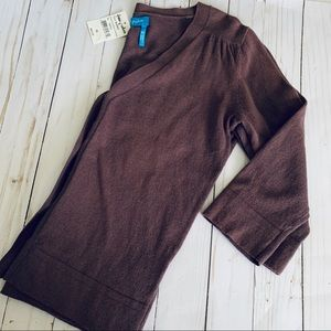 fresh produce Sweaters - Fresh Produce brown cardigan